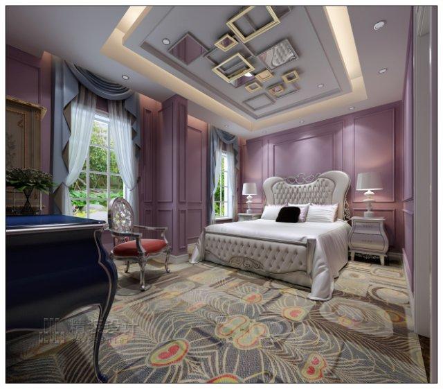 色彩在快捷酒店装修设计当中所起的作用 -郑州人人装修网 郑州装修