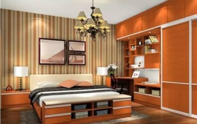 10平米小户型卧室装修技巧与设计要点 小空间装出大文章高清图片