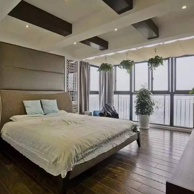 设计宽敞明亮的阳光房