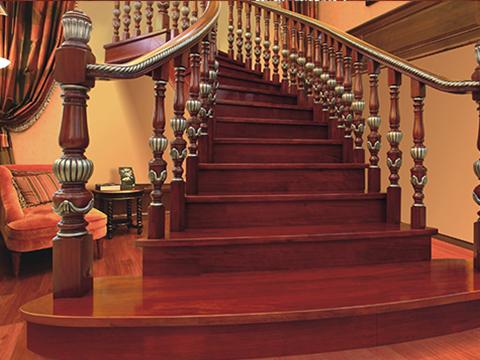 高级楼梯装修效果图