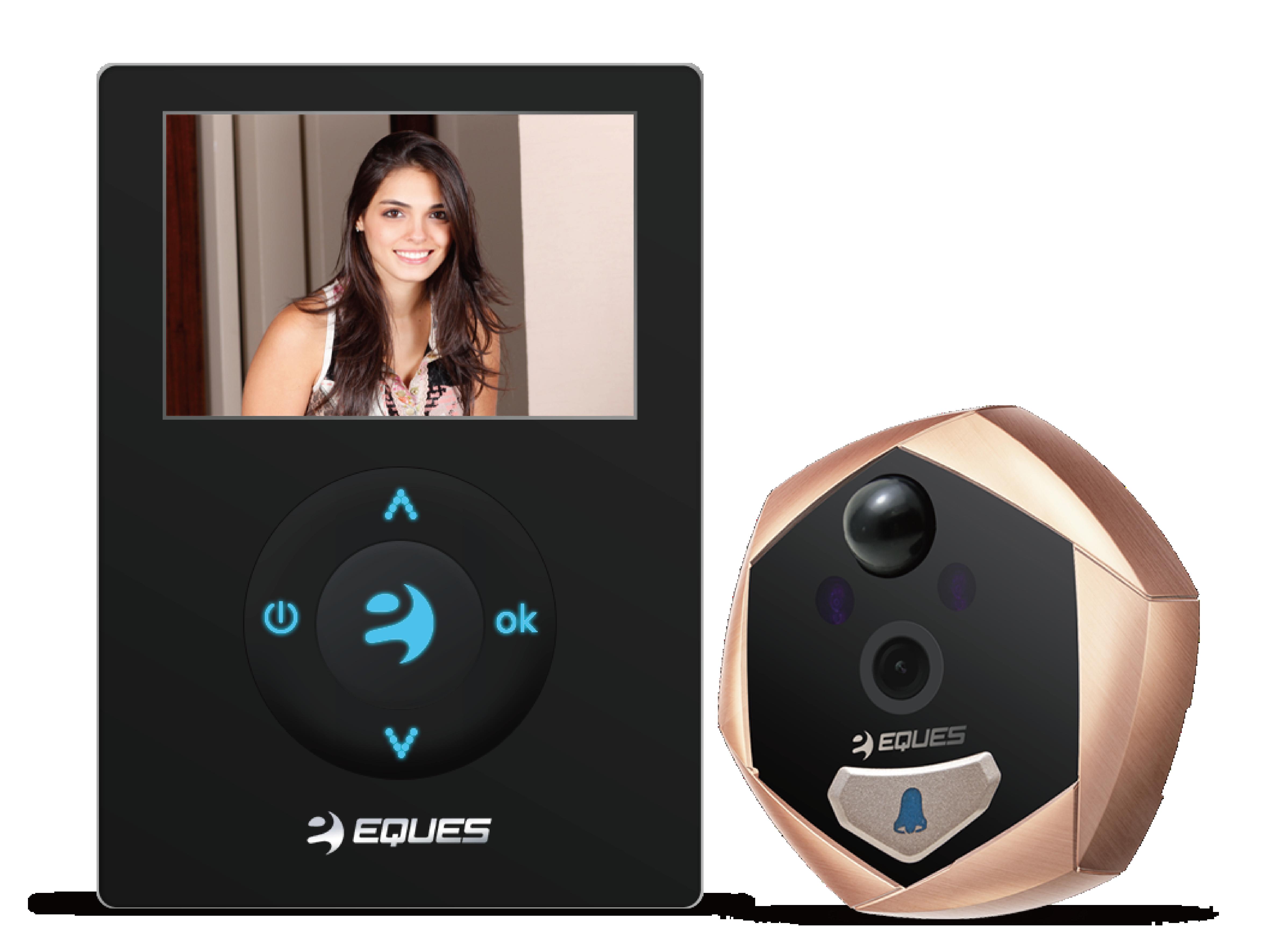 移康智能猫眼 叮咚miniS移动侦测版