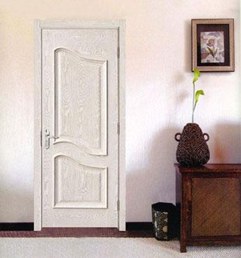 欧宝隆木门专属定制开放漆实木烤漆门