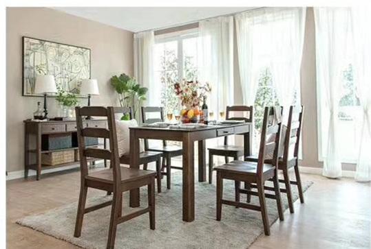 勃朗特美—两室两厅家具