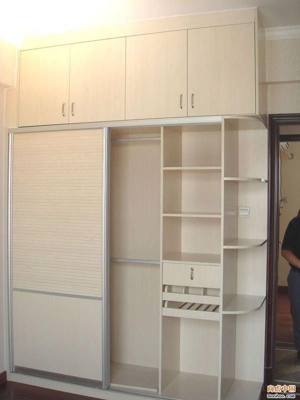 定制衣柜设计图纸