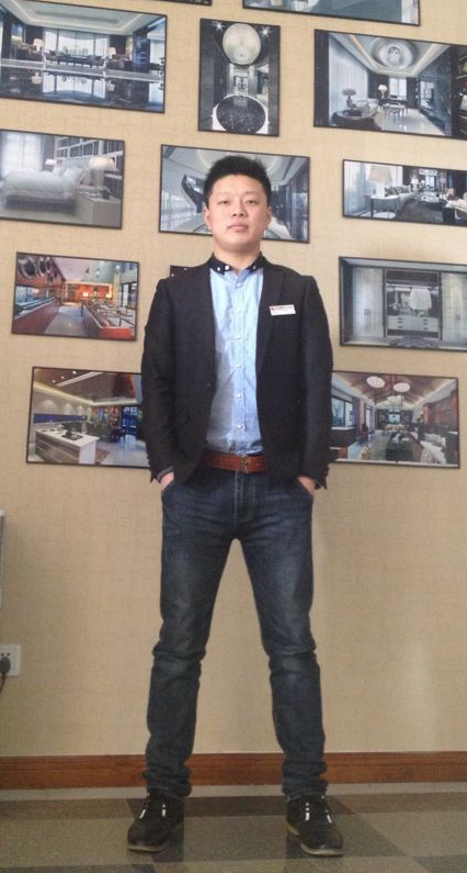 主任设计师:杨东峰