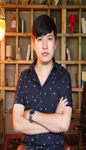 执笔设计师陈鹏