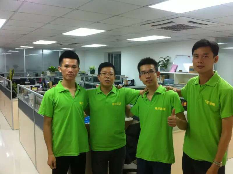 工程师团队