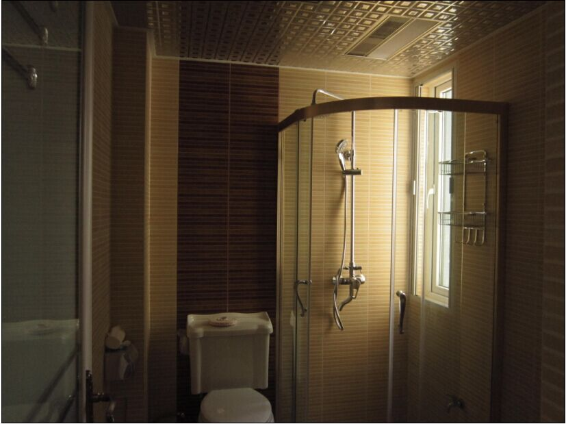 【淮南门邻装饰】玺园三室两厅欧式风格装修实景图片!