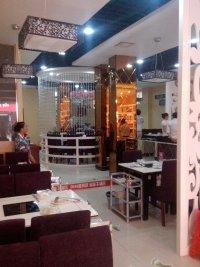 0048香辣虾店(鄱阳福源装饰工装案例)