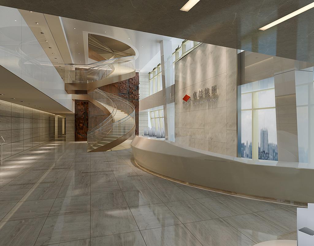 公司办公大楼装修工程