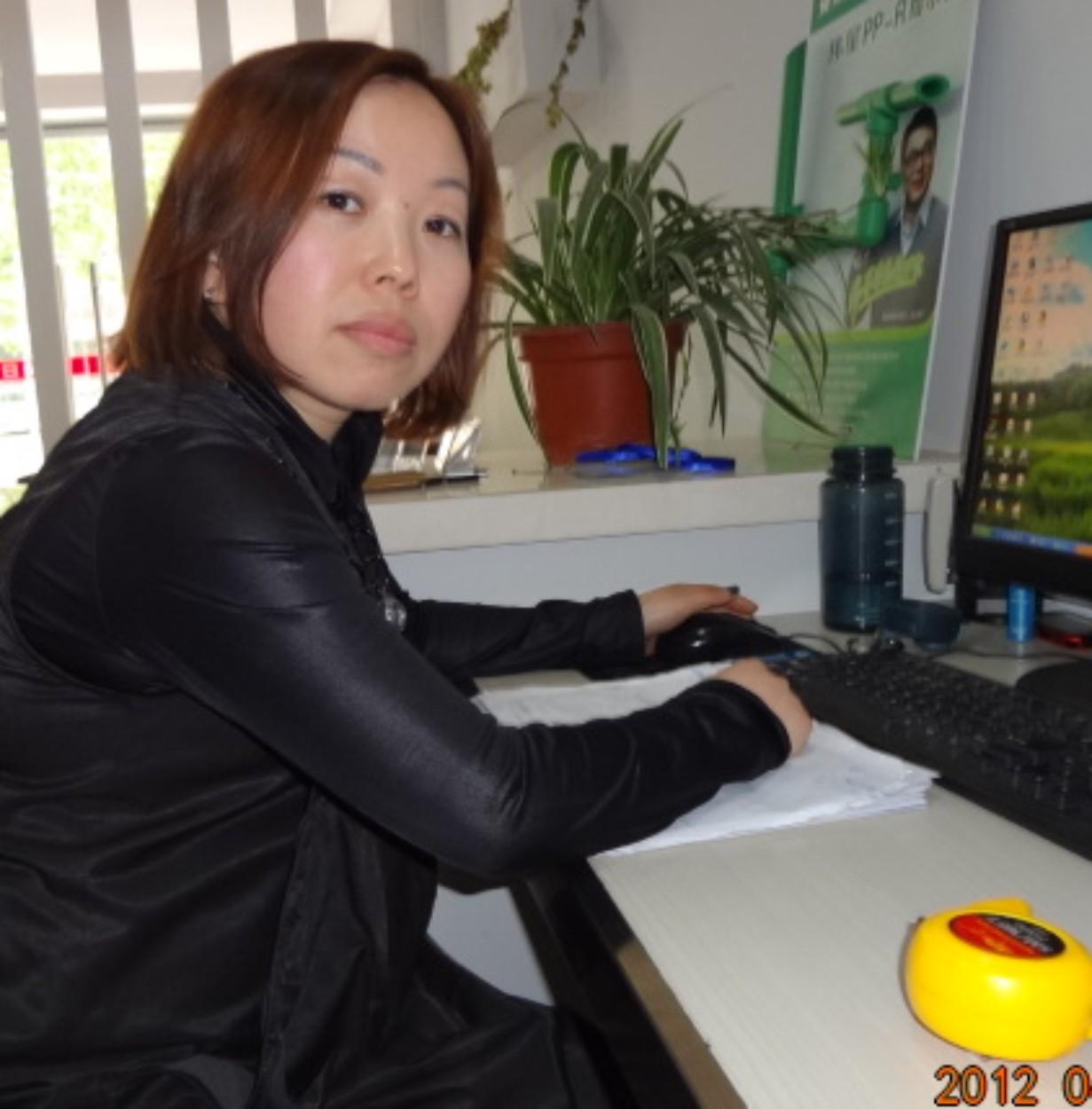 刘丽华(首席设计师)