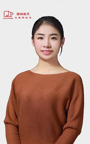 渭南塞纳春天互联网家装设计师――杨阳
