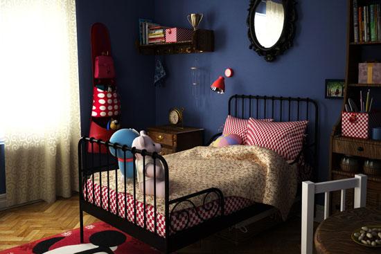 卧室设计作品