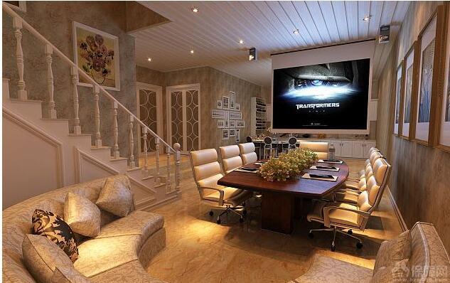 带地下室欧式风格设计索尼亚装饰施工