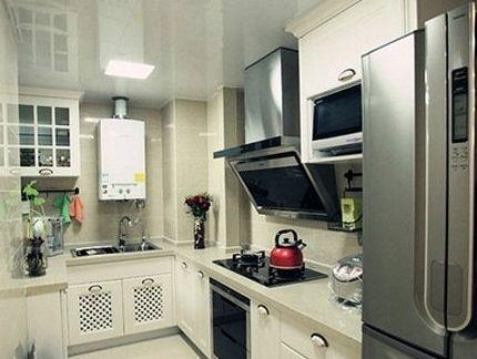 简单实用的厨房