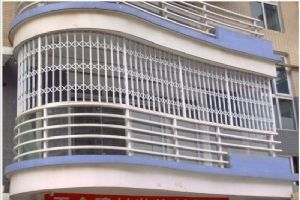 不锈钢铝合金门窗,