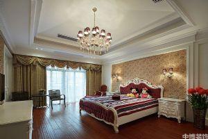 欧式装修-卧室