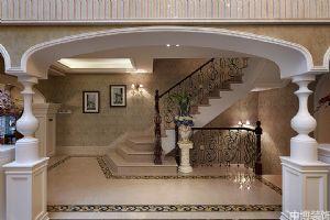 欧式装修-楼梯