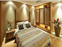 保利拉菲125平四居室混搭风格