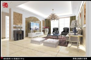 张睿老师作品-香樟公寓