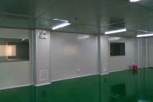 珠海电技电子洁净车间工程圆满竣工
