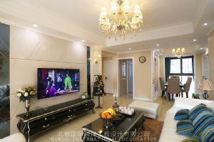 简约两居室装修设计案例-北都国际装饰