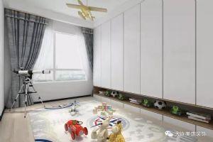 星海长岛儿童房