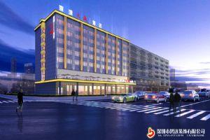 2018:深圳大城酒店