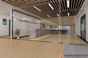 办公室装修--广州余庆堂医疗投资管理有限公司设计心得