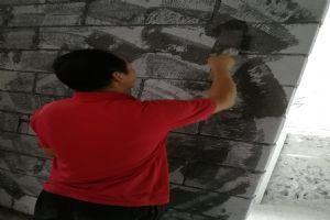 轻质砖墙体批荡施工规范