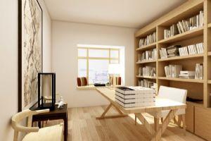 书房,书房效果图