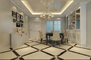 环保集成墙板整装配套餐厅现代风格设计方案