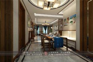 中弘中央广场餐厅装修效果图