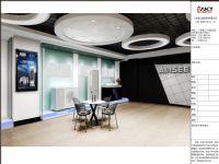 江门高新区凯立信展厅设计效果图