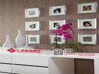 【烟台广来装饰】万象城现代简约三室两厅实景图