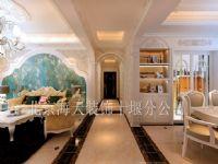 """上海城,设计师评级比赛获奖作品,十堰海天装饰设计总监""""最具实力设计师""""奖"""