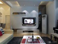 现代简约115平米三房二厅二卫明快装修效果图
