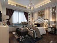 欧式古典198平米四房二厅二卫温暖装修效果图