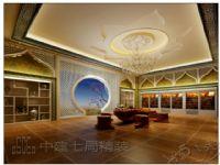 东区伊斯兰会所装饰装修设计600平方