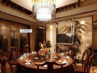餐厅装修设计-中建七局精装设计