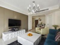 怀化名城国际,简装,造价13万,由怀化馨家装修一体完工