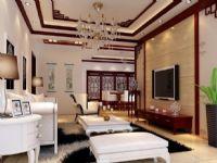 怀化大酒店,总统套房,复古风,精装,造价35万,由怀化馨家装修一体完工