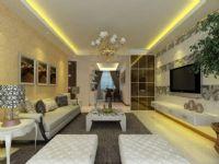 怀化大汉龙城一期居民房,精装,造价32万,由怀化馨家装修一体完工