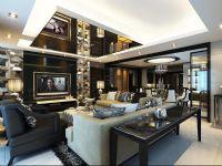 15万打造海宜轩110平米现代简约风格――生活家装饰