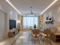 哈尔滨实创装饰14.6万装修翠湖天地184平北欧风格四居室极致美居