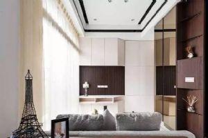 73平现代简约2室2厅,舒适小户型复式装修!