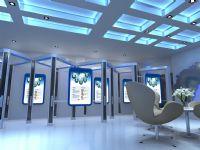 赛福特电子展厅