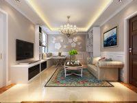 哈尔滨实创6万5打造东方新天地浪漫简欧之家