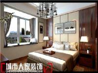 成武蓝水湾,中式风格给你一个不一样的家