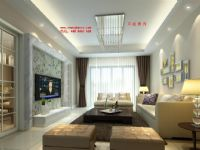 华景新城,华景里C1,12楼刘先生雅居装修设计